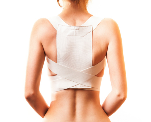 OPTIONS FOR CHILDREN WITH SCOLIOSIS: BRACES